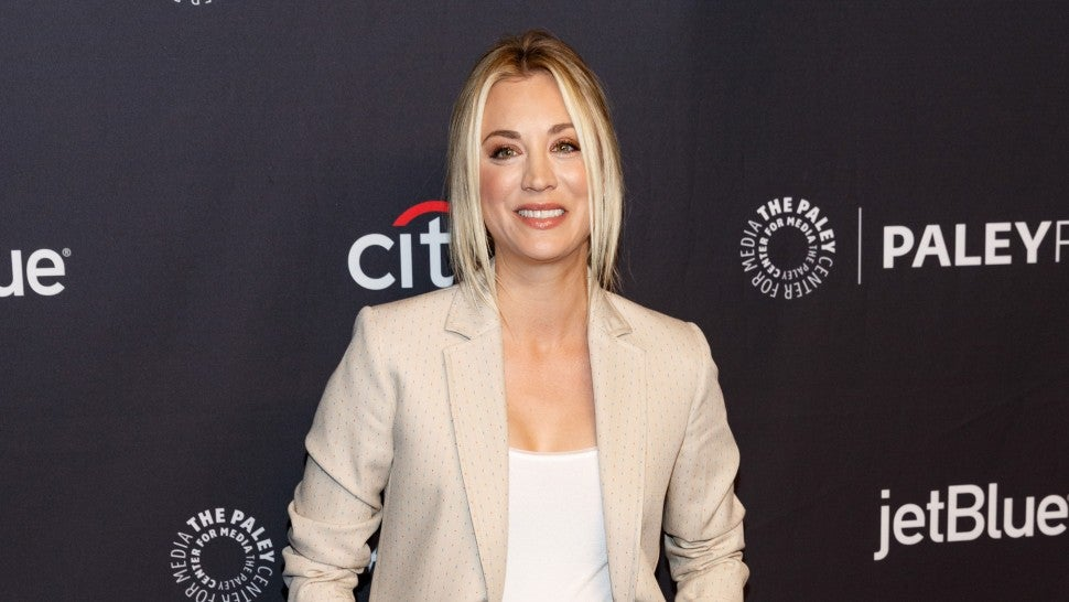 Big Bang Theory star has surgery on her honeymoon