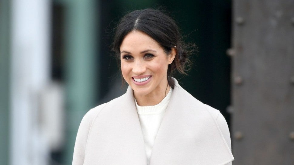 Meghan Markle's Maid Of Honour Will Likely Be A Canadian