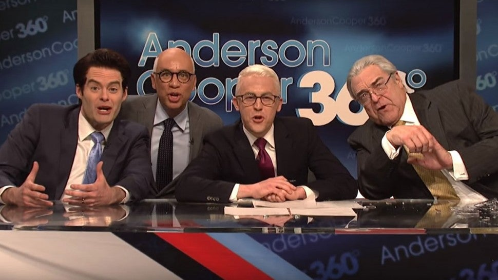 John Goodman Bill Hader and Fred Armisen Take on the Trump White