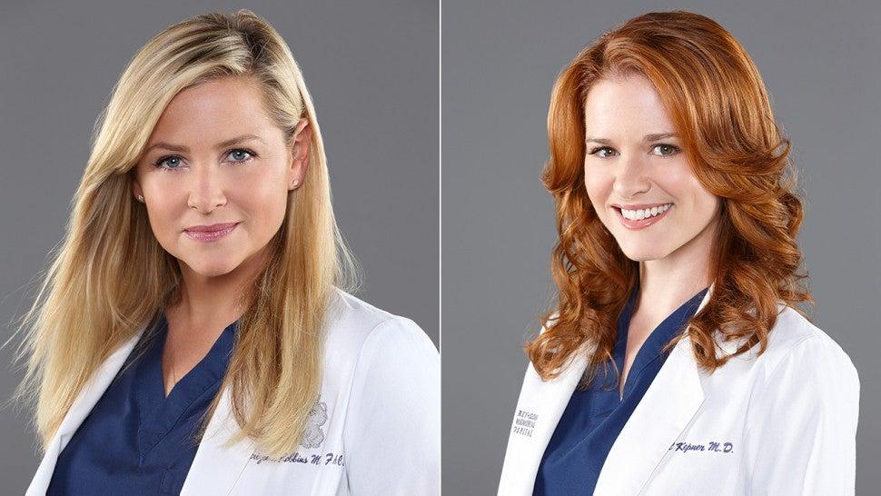 Greys Anatomy Boss Shonda Rhimes Reflects On Sarah Drew