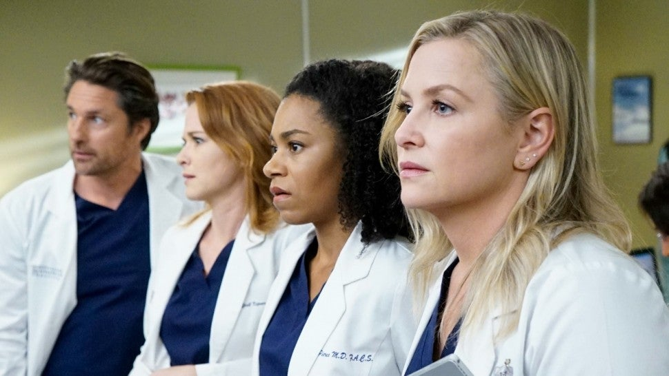 How Sarah Drew and Jessica Capshaw\'s \'Grey\'s Anatomy\' Exits Affect ...