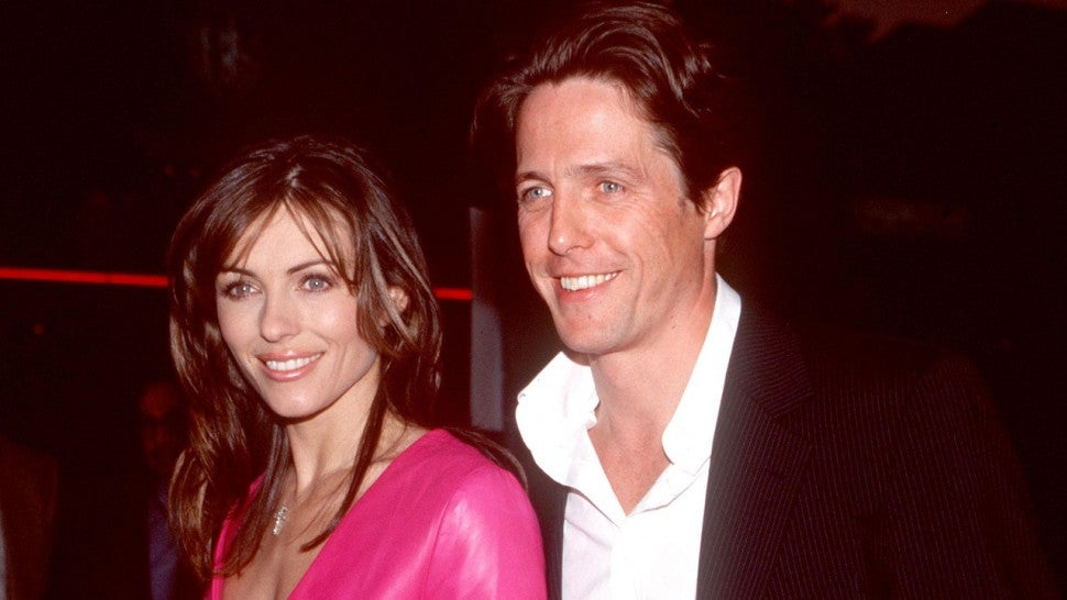 Is Elizabeth Hurley Surprised That Hugh Grant Has Had So Many Kids?