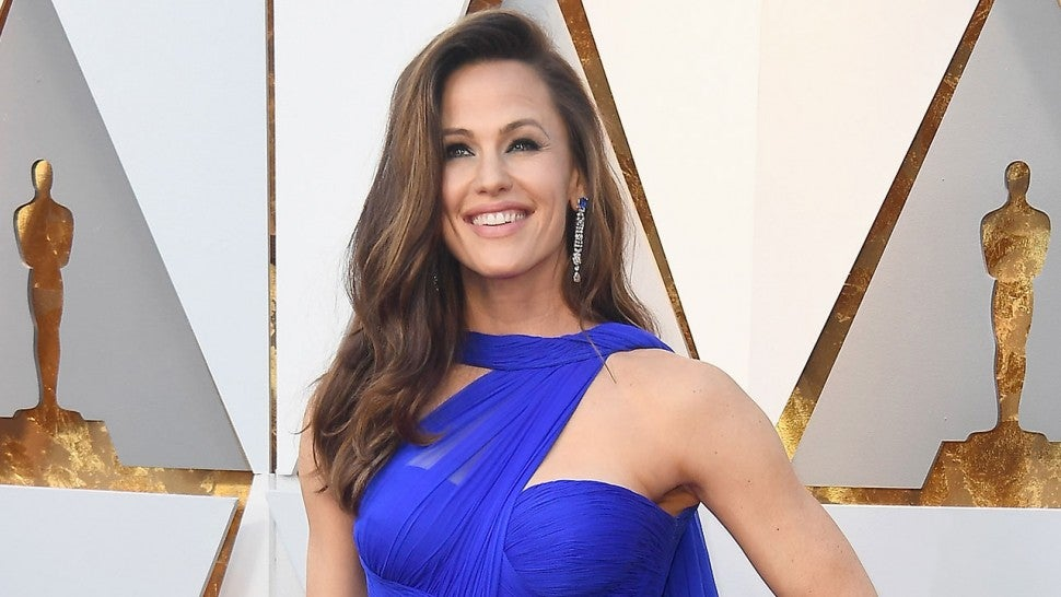 Jennifer Garner has responded to THAT video of her looking shook
