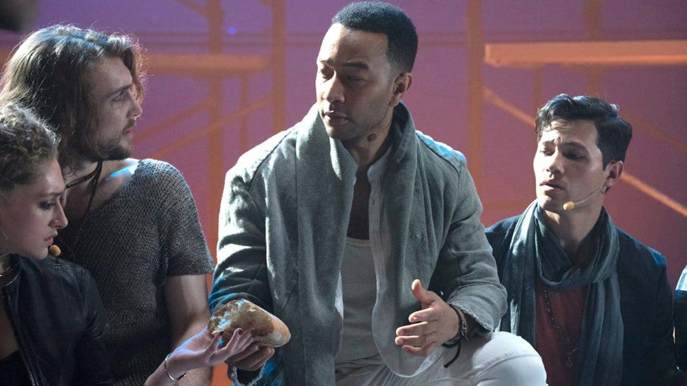 John Legend in NBC's 'Jesus Christ Superstar Live in Concert'