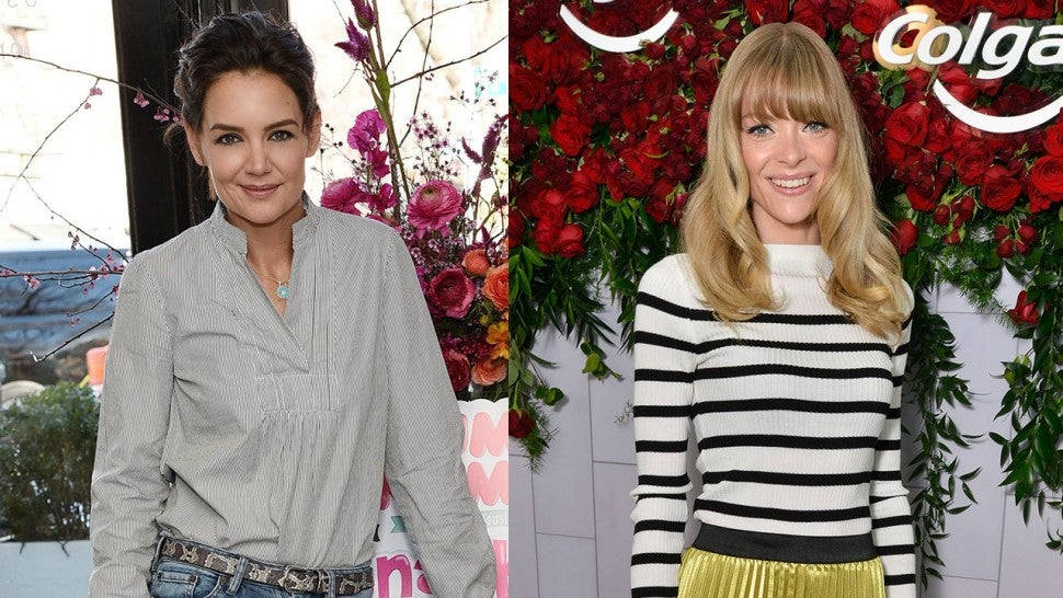 Katie Holmes and Jaime King split