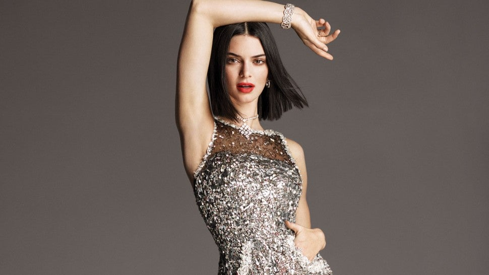 Kendall Jenner denies rumours that she identifies as gay
