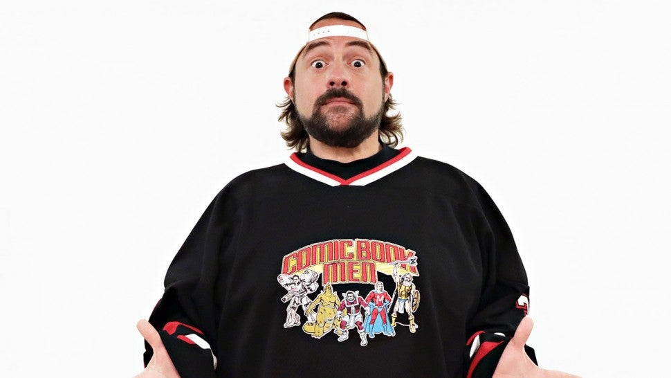 Kevin Smith Posts Jaw-Dropping Before and After Pics Revealing Post-Heart Attack Weight Loss
