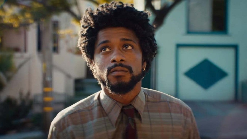 Lakeith Stanfield in 'Sorry To Bother You' trailer