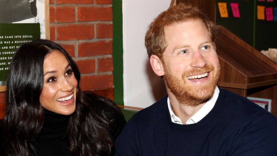 Meghan Markle and Prince Harry break royal tradition with wedding cake