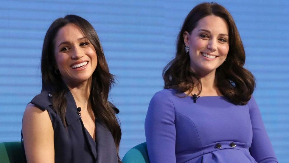 Meghan Markle gets royal advice from Duchess Kate