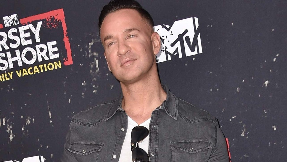 Mike 'The Situation' Sorrentino at 'Jersey Shore Family Vacation' Premiere Party
