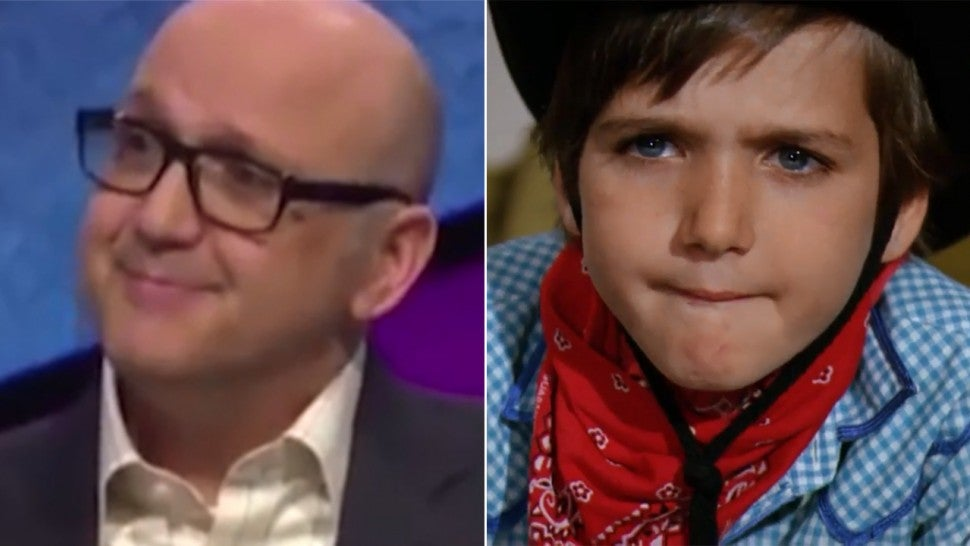 'Willy Wonka' Mike TeeVee competes on 'Jeopardy!'