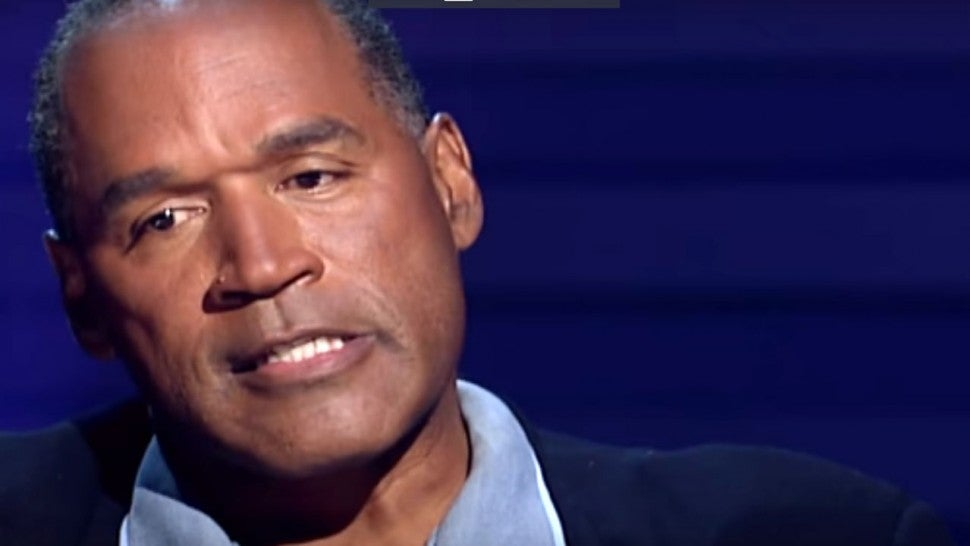 OJ Simpson's Book Publisher Spills Huge Detail About Nicole Brown's Murder