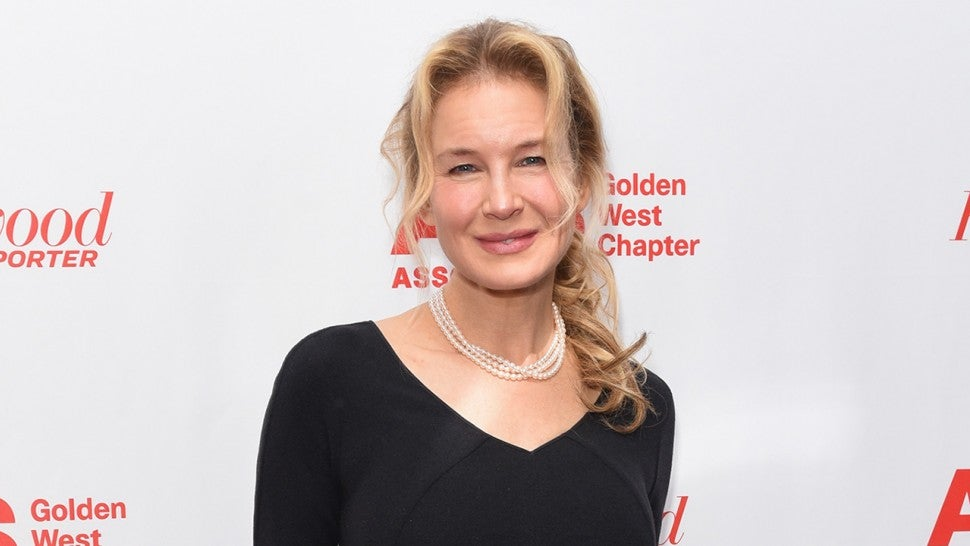 Renée Zellweger as Judy Garland for Upcoming Biopic