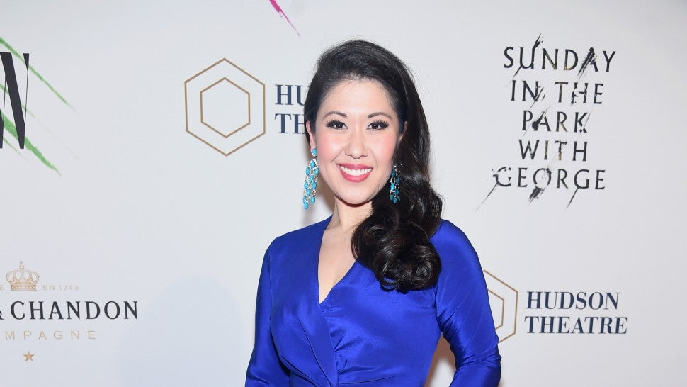 Ruthie Ann Miles attends 'Sunday In The Park With George' Broadway opening night after-party at New York Public Library on Feb. 23, 2017.
