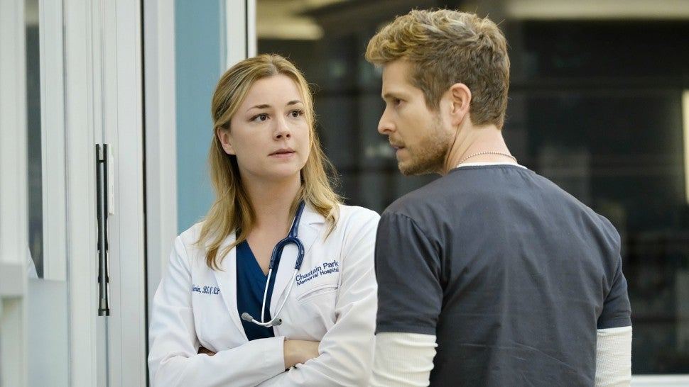 The Resident Star Breaks Down Heartbreaking And Whats Next Exclusive
