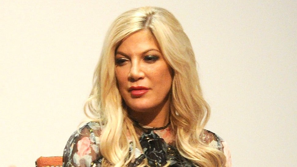Tori Spelling Returns to Work After Alleged Breakdown