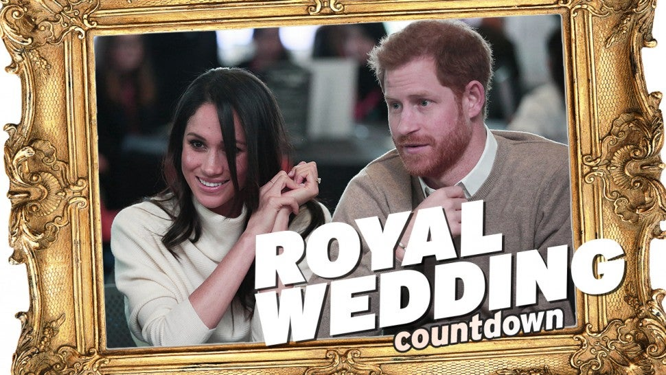 royal wedding countdown meghan markles baptism bridal shower and more