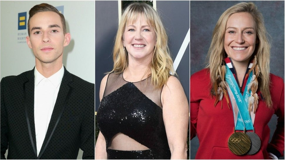 Adam Rippon, Tonya Harding Joining 'Dancing with the Stars'