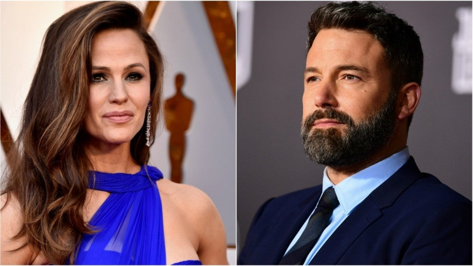 Ben Affleck & Jennifer Garner May NOT Get Divorced?? WTF??