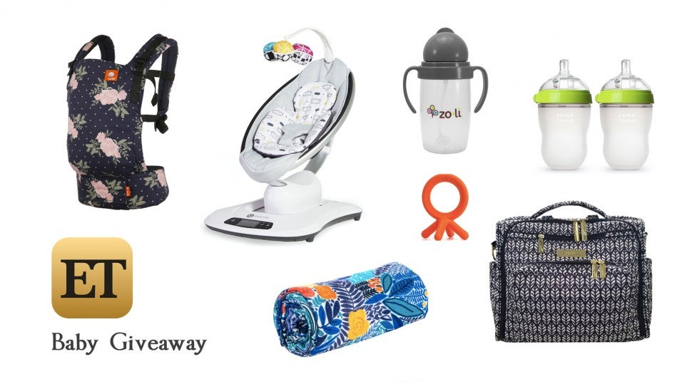 ET's Welcome Baby! Giveaway Sweepstakes   Entertainment Tonight