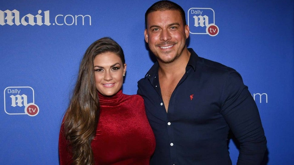 Vanderpump Rules' Stars Brittany Cartwright and Jax Taylor