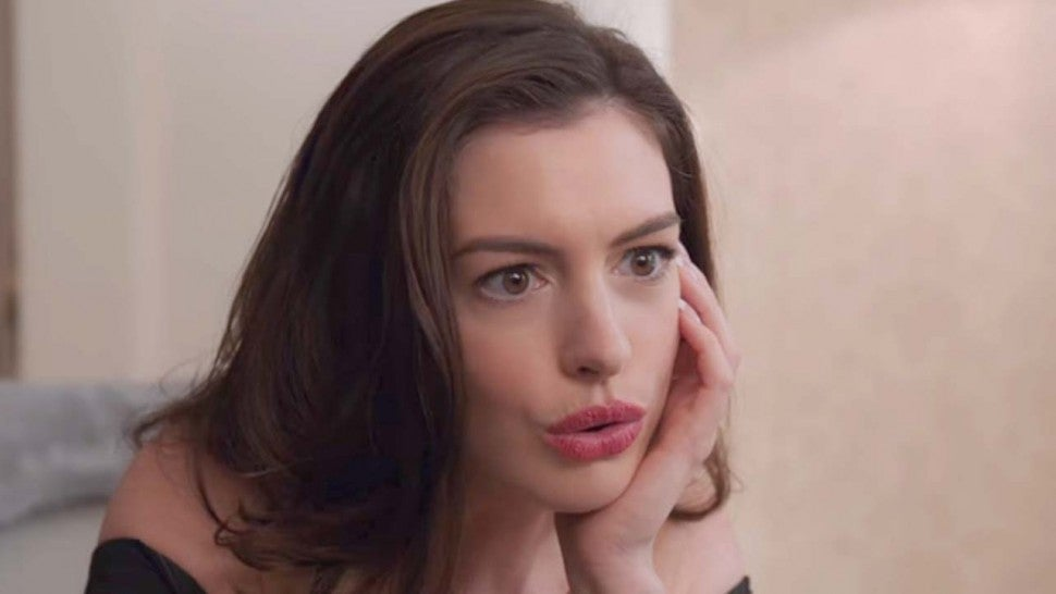 Anne Hathaway in second 'Ocean's 8' trailer
