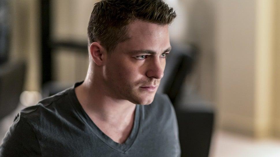 Arrow's Colton Haynes returning as series regular for Season 7