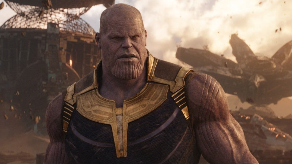 Avengers Infinity War crowns Marvel's cinematic magic
