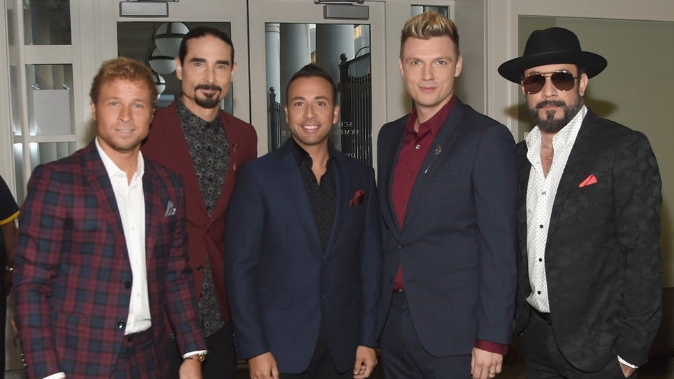 Backstreet Boys Celebrate 25 Years of Being a Boy Band ...