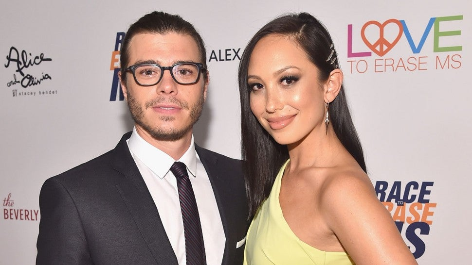 It's Wedding Bells for Matthew Lawrence and Cheryl Burke - Photos Inside!