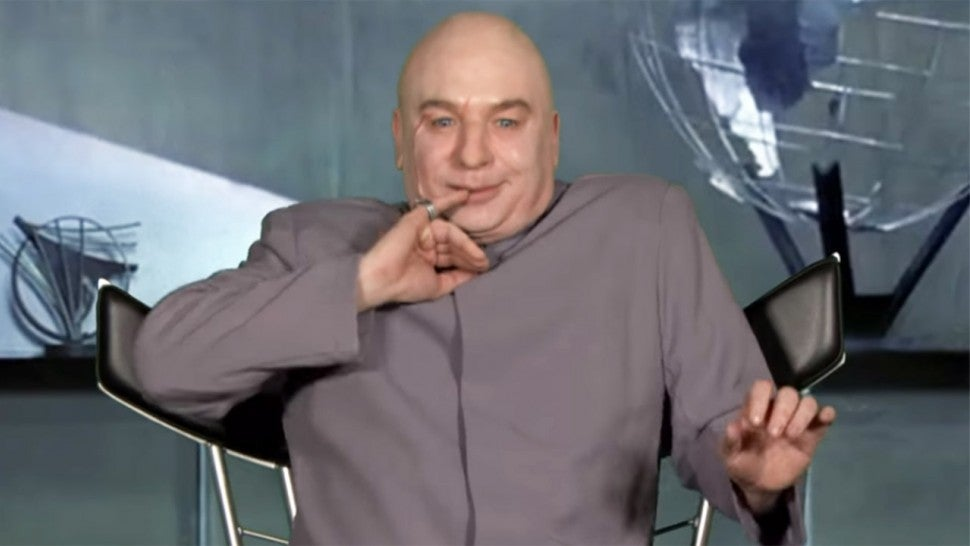 mike myers reprises dr. evil role in funny 'tonight show' sketch