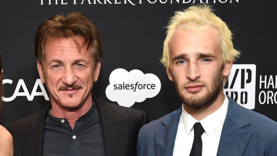Sean Penn's Son Hopper Arrested for Alleged Drug Possession: Mugshot