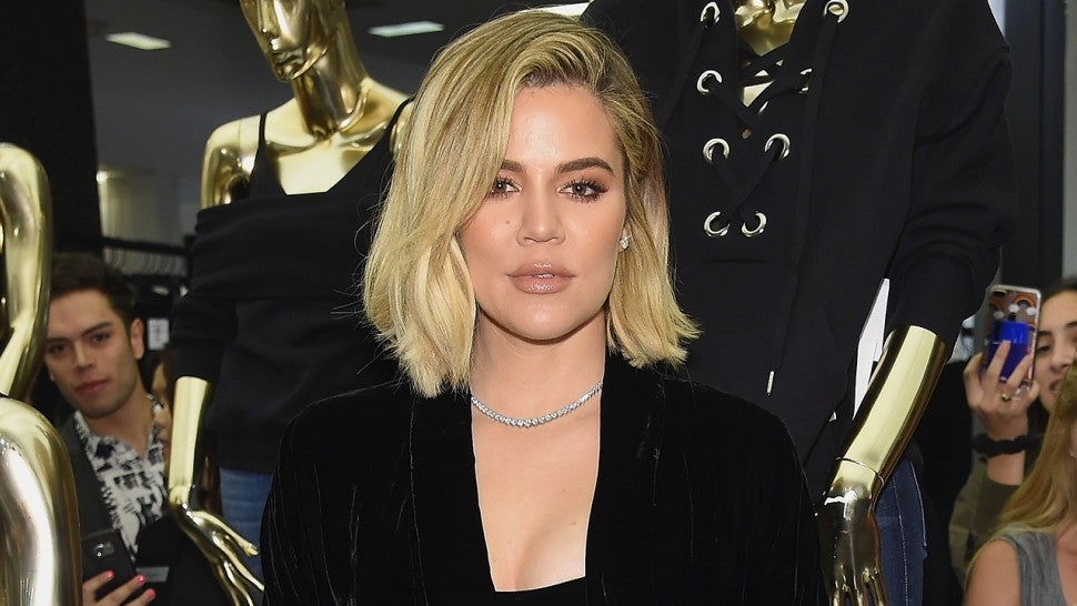 Khloe Kardashian may be in labor Video