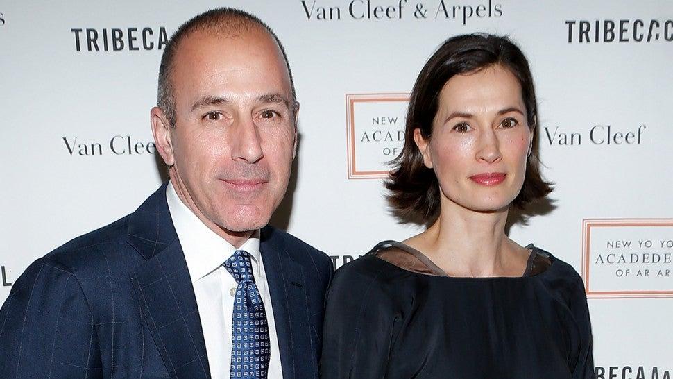 Matt Lauer's Divorce: A Timeline of His Split From Annette