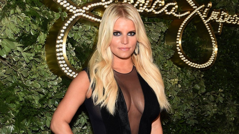 Jessica Simpson Hospitalized for Bronchitis Amid Pregnancy