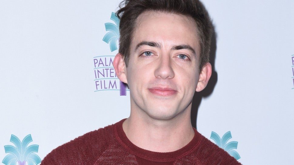 Inspired by Ariana Grande's New Song, Kevin McHale Comes Out as Gay