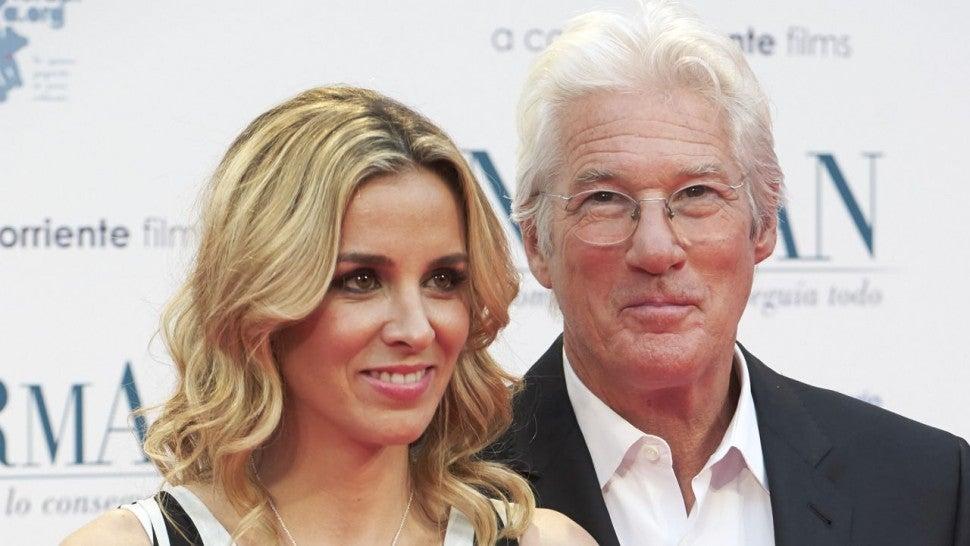Richard Gere, 68, Marries Girlfriend Alejandra Silva, 35