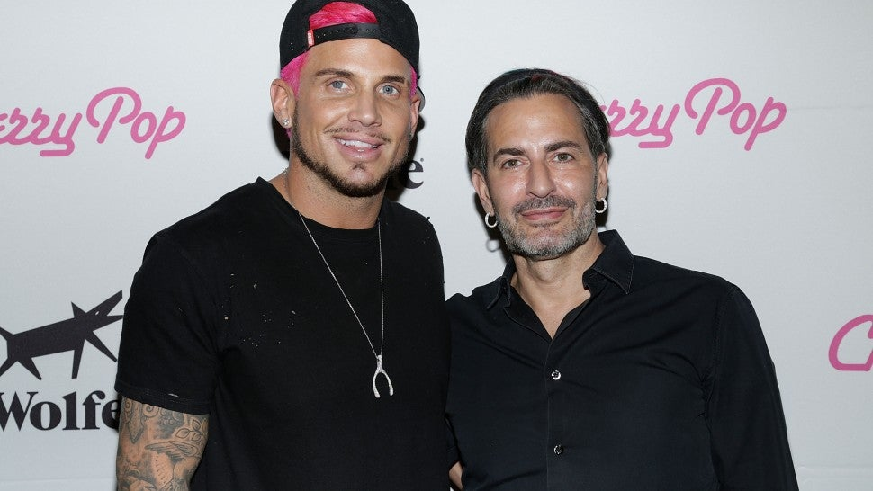 Marc Jacobs proposes to his boyfriend at Chipotle