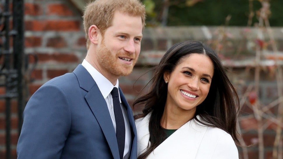 Meghan Markle And Prince Harrys Royal Wedding Heres What Time Everything Is Happening
