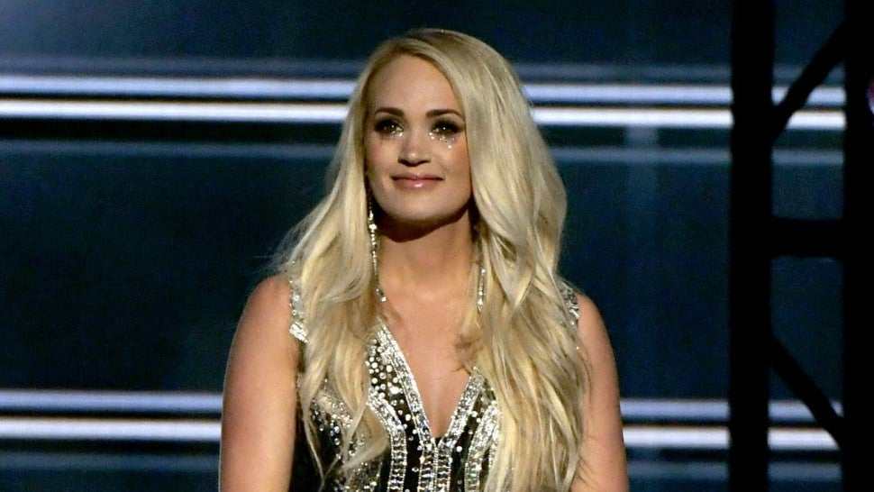 Carrie Underwood Reveals Details of Facial Injury