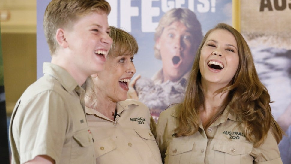 Steve Irwin to get a star on Hollywood's Walk of Fame