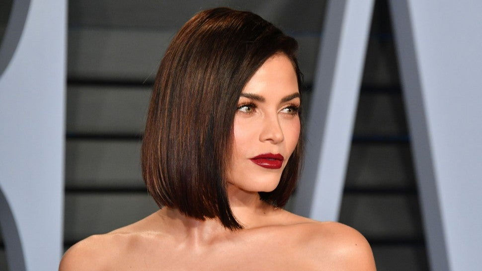 Jenna Dewan has removed 'Tatum' from her name