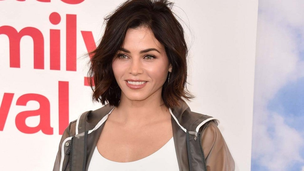 Jenna Dewan Posts First Photo Post Channing Tatum Split