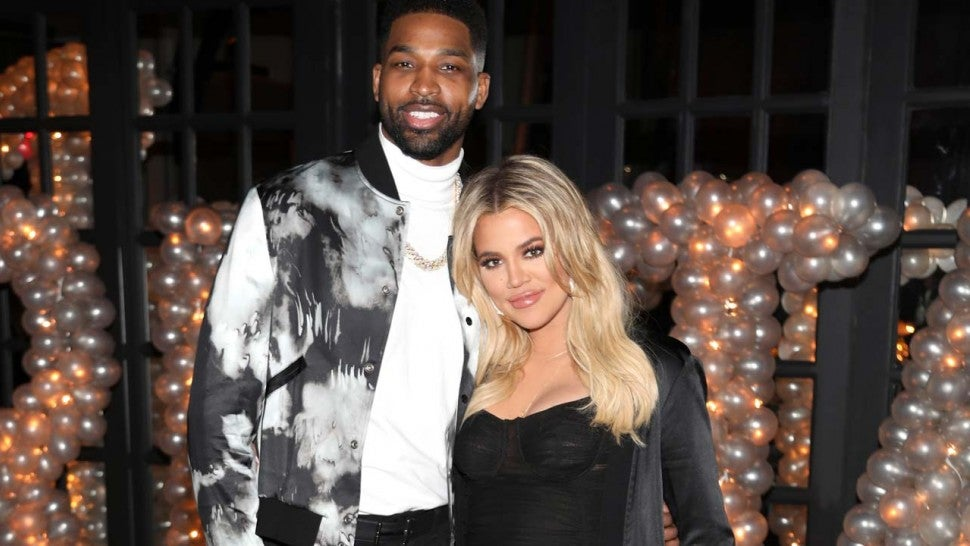 22e392af5c1 Khloe Kardashian and Tristan Thompson to Head Back to Cleveland After   Reconnecting  as a Couple