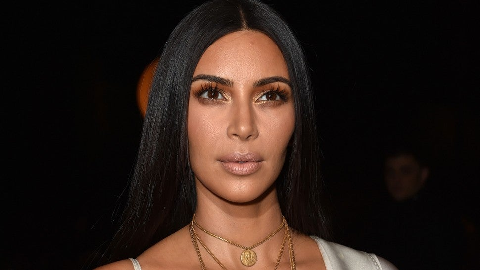 7b7cb22ad6c Kim Kardashian Shares Video of Herself Without Foundation in Must ...
