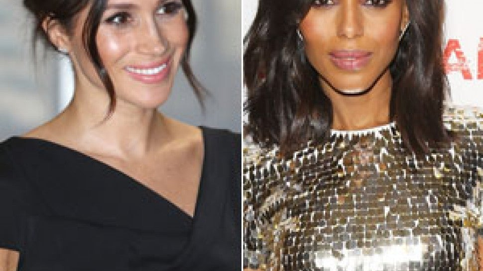 Meghan Markle Kerry Washington