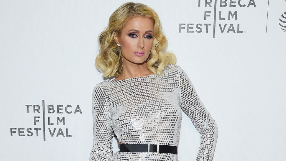 Paris Hilton Says Sex Tape Leak Felt Like 'Being Raped'