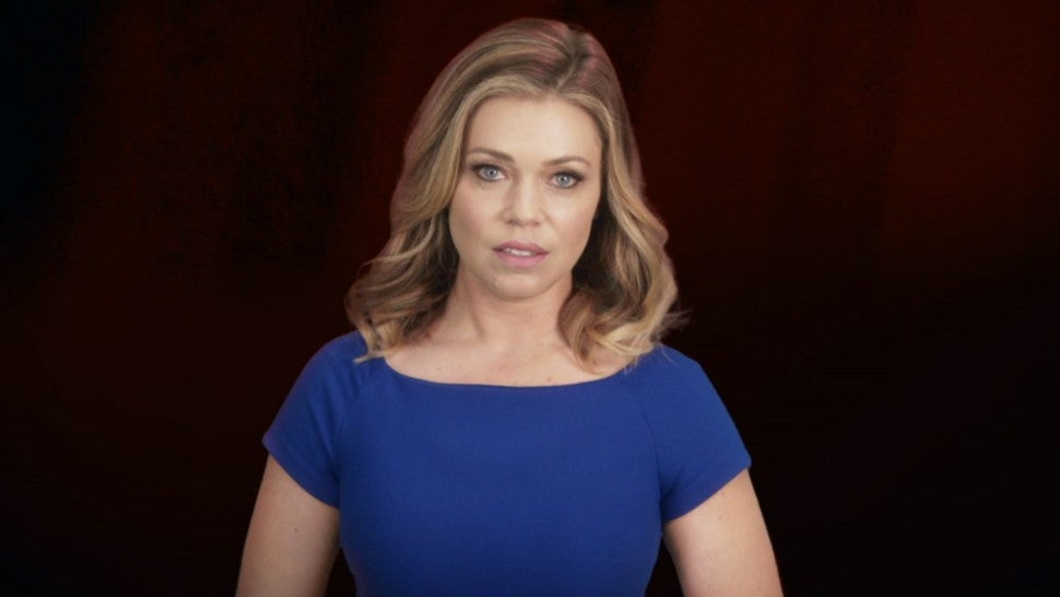 Lauren Sivan hosts Oxygen's 'Abuse of Power.'