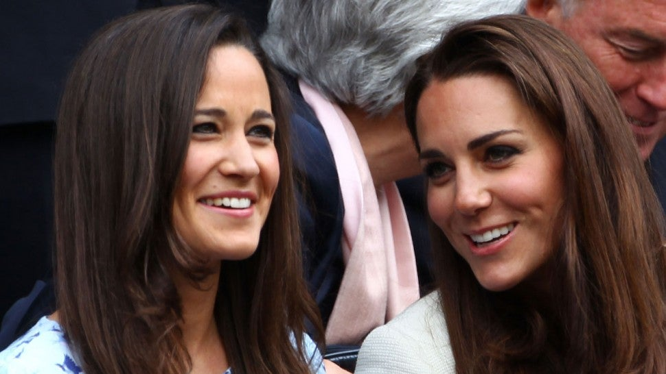 Pippa Middelton Kate Middleton